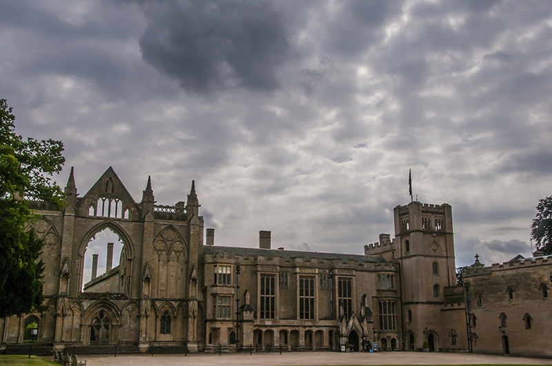 Newstead Abbey Nottingham